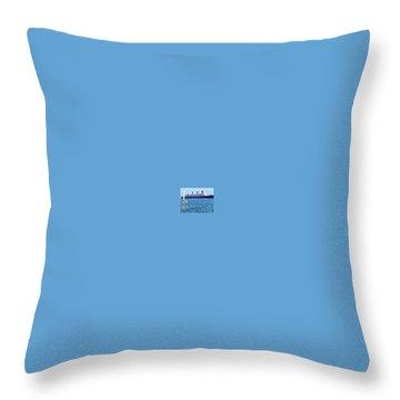 Queen Mary Throw Pillow