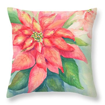 Queen Of The Show Throw Pillow