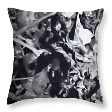 Queen Of Throne Throw Pillow