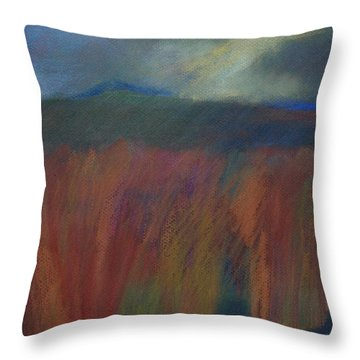 Quiet Explosion Throw Pillow