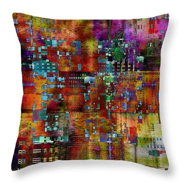 Quilt Throw Pillow