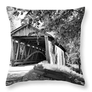 Quinlan Bridge Throw Pillow