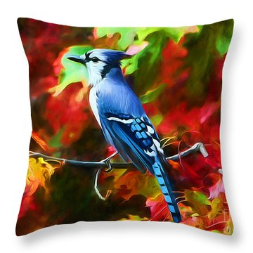 Quite Distinguished Throw Pillow