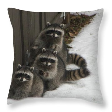 The Three Stooges - 2 Throw Pillow