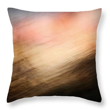 Throw Pillow featuring the photograph Race You To The Top by Marilyn Hunt