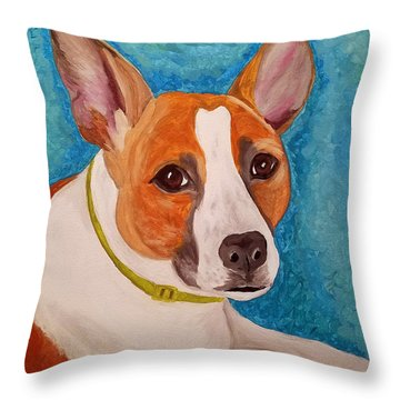 Radar  Throw Pillow