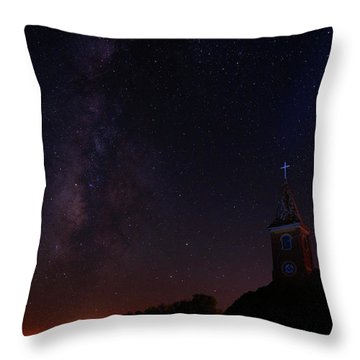 Throw Pillow featuring the photograph Radiant Light by Jonathan Davison