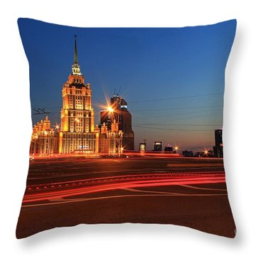 Radisson Throw Pillow