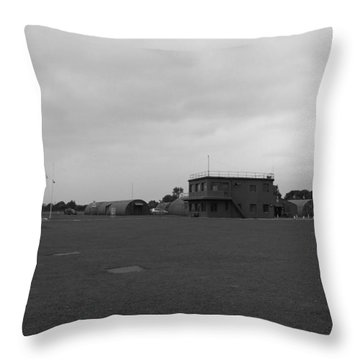 Raf Elvington Throw Pillow