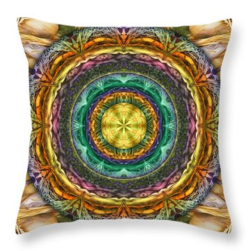 Ragtime Two-step Throw Pillow