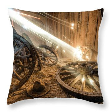 Raiders... Throw Pillow