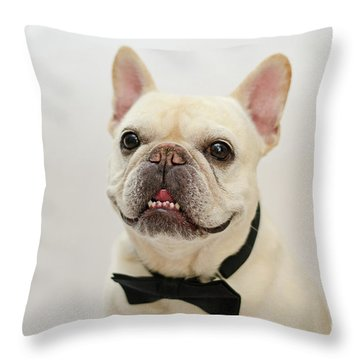 Raimy 2 Throw Pillow