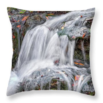 Rain Out Throw Pillow