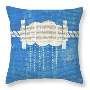Rainmaker Throw Pillow