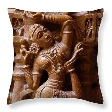 Rajashtan_d287 Throw Pillow