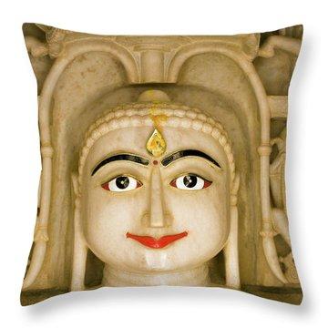 Rajashtan_d327 Throw Pillow
