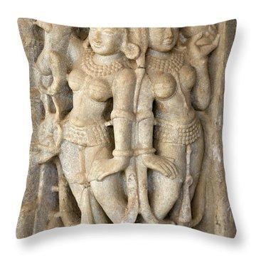 Rajashtan_d642 Throw Pillow