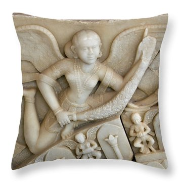 Rajashtan_d660 Throw Pillow