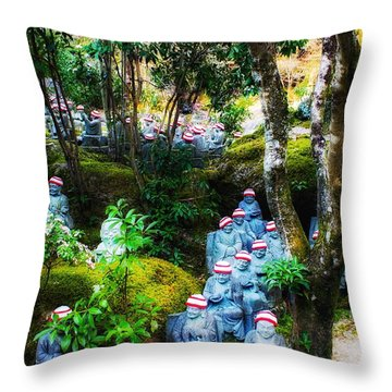 Rakan Throw Pillow