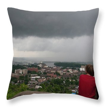 Ral-1 Throw Pillow