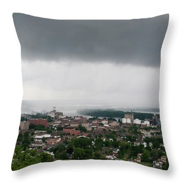 Ral-2 Throw Pillow