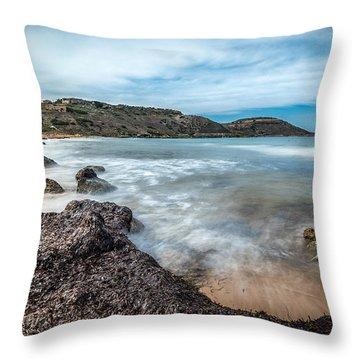 Ramla Bay Throw Pillows