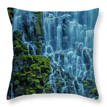 Ramona Falls  Throw Pillow