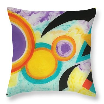Random Throw Pillow