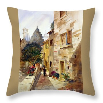 Rapale Throw Pillow