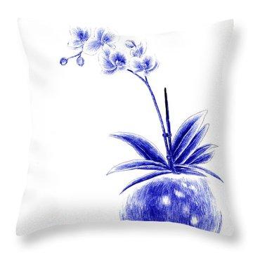 Rare Beauty Throw Pillow