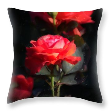 r.'Artistry' 3035g Throw Pillow