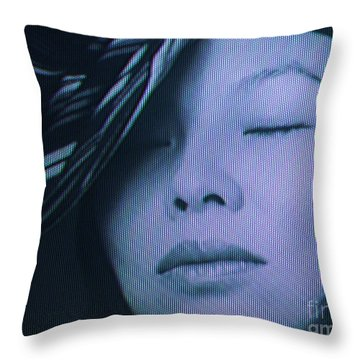Screen #38 Throw Pillow
