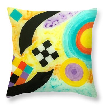 Rav Throw Pillow