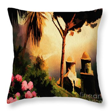 Ravello Throw Pillow