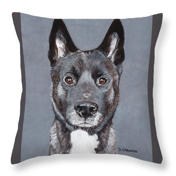 Raya Throw Pillow