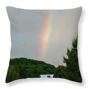 Rbp-1 Throw Pillow