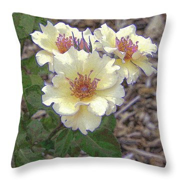 r.'Dairy Maid' 28182p Throw Pillow