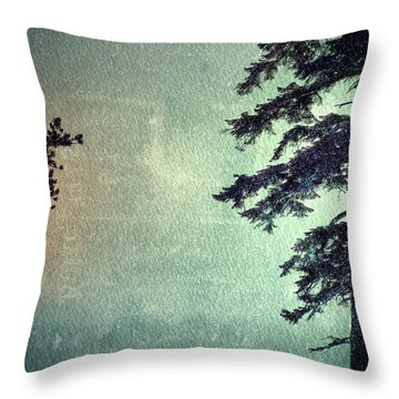 Throw Pillow featuring the photograph Reach Me  by Mark Ross