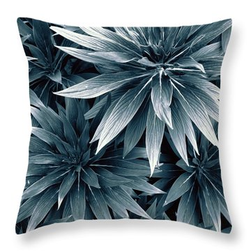 Throw Pillow featuring the photograph Reaching Out by Wayne Sherriff