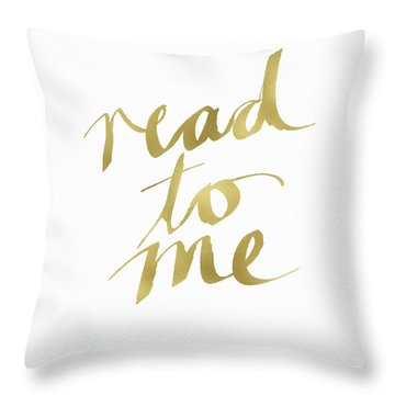 Poetry Throw Pillows