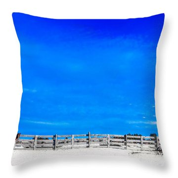 Ready For The Day Throw Pillow