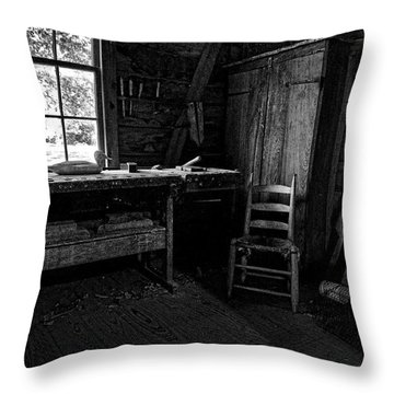 Ready For The Season Throw Pillow