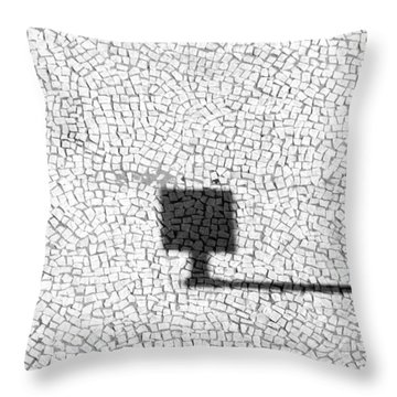 Real Constructed II 2015 1 Of 1 Throw Pillow