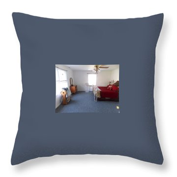 Real Estate Photo 1 Throw Pillow by Kathern Welsh