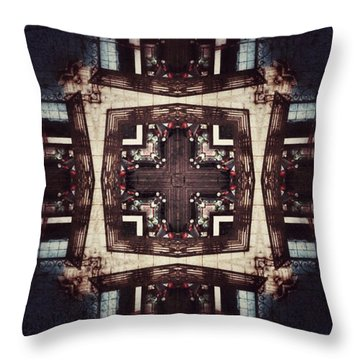Real One Throw Pillow by Jorge Ferreira