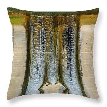 Released Throw Pillow