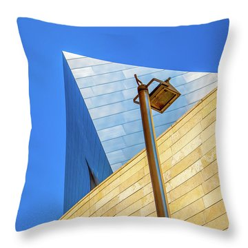 Reality Of Freedom Throw Pillow