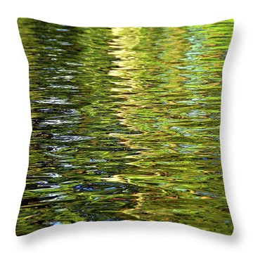 Throw Pillow featuring the photograph Reams Of Light by Lynda Lehmann