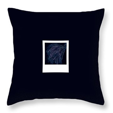 Reanimated  Throw Pillow