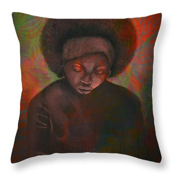 Reciprocity 3 Throw Pillow